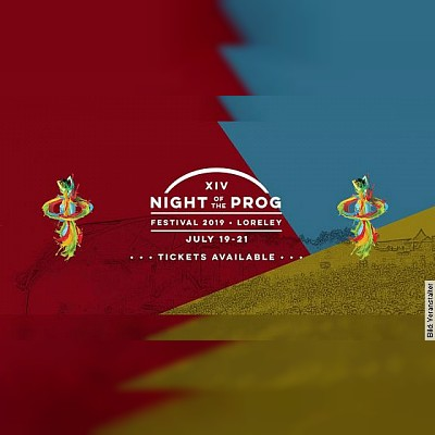 14. Night of the Prog Festival - Tagesticket I Dayticket 19.07.2019