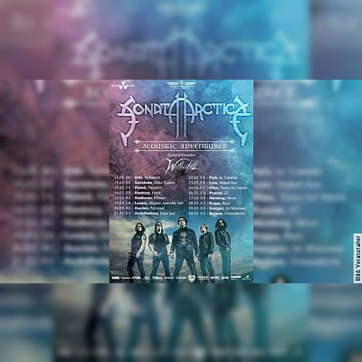 Sonata Arctica - support: Witherfall - ?Acoustic Adventures 2019?