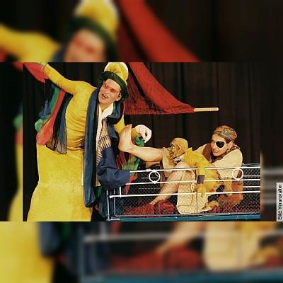 Mini Mutig und das Meer - 2. preis beim Kindertheaterfestival 2016