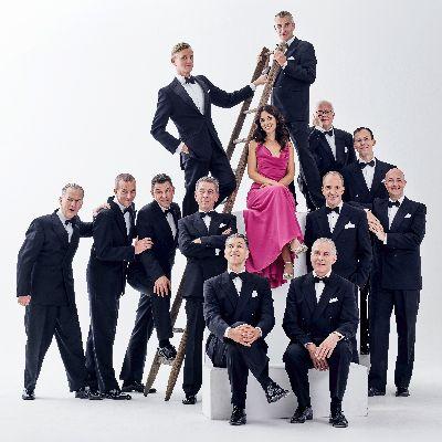Max Raabe und Palast Orchester - Guten Tag, liebes Glück in Fulda