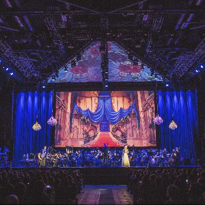 DISNEY IN CONCERT - DREAMS COME TRUE mit dem Hollywood Sound Orchestra