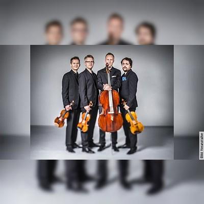 3. Abokonzert der Kunstfreunde Wiesloch e. V. - Meccore String Quartet