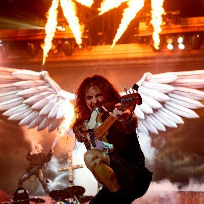 Iron Maiden - Legacy Of The Beast Tour 2020