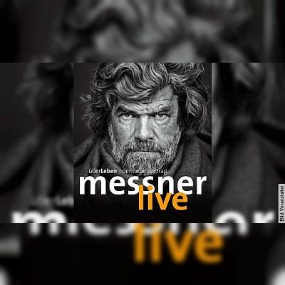 Reinhold Messner ÜberLeben - der neue Live-Vortrag