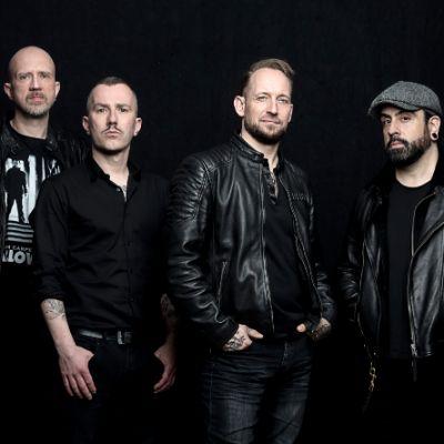 Volbeat: Rewind, Replay, Rebound World Tour
