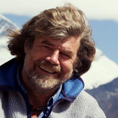 Reinhold Messner live Nanga Parbat - mein Schicksalsberg