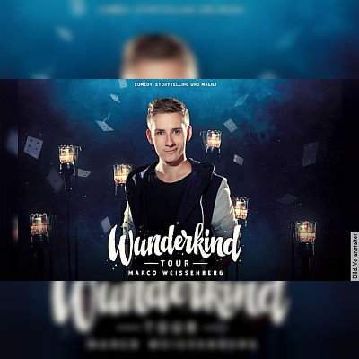 Marco Weissenberg - Wunderkind - Zauberei