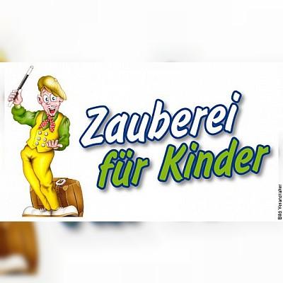 Zauberei für Kinder in Dresden