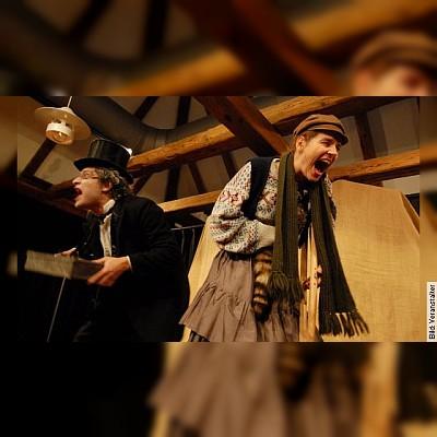 Die Geister sind los! - Theater für Kinder ab 5 Jahren