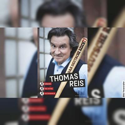 Thomas Reis - Das Deutsche Reicht!