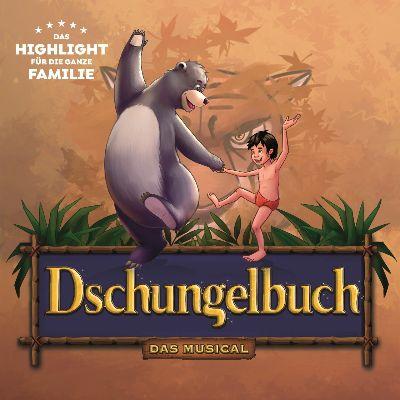 Dschungelbuch - das Musical - Das Musical-Erlebnis für die ganze Familie!