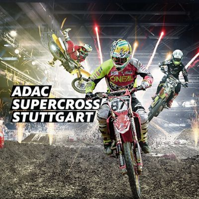 37. Int. ADAC Supercross | Stuttgart