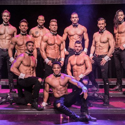 Chippendales 2019: Lets Misbehave!