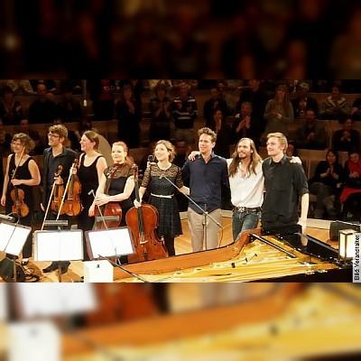 Martin Herzberg und Ensemble - Das berührende Konzert-Event - Ein bewegender Konzertabend
