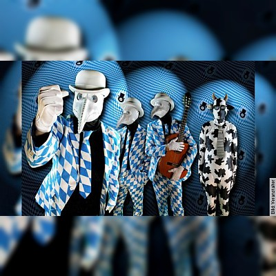 THE RESIDENTS - In Between Dreams