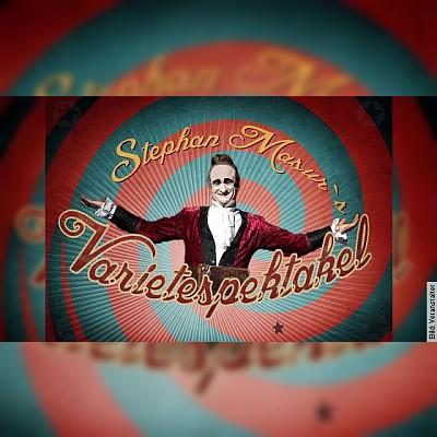 Stephan Masurs Varietespektakel - Jubiläumsprogramm - 15 Jahre im Senftöpfchen-Theater - Familientag