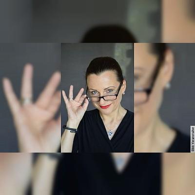 Frau Professor Elisabeth Heinemann - Die digitale Leichtigkeit des Seins