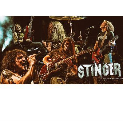 Stinger: Colourblind Tour