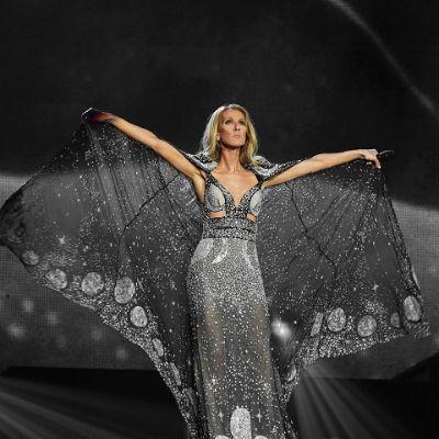 Céline Dion - Courage World Tour