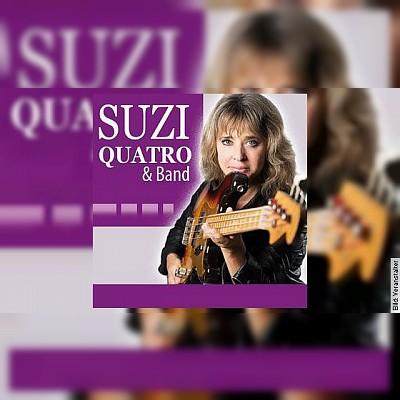 SUZI QUATRO - It´s Only Rock ´N´ Roll Live 2019 in Leipzig
