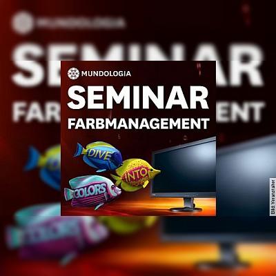 MUNDOLOGIA-Seminar: EIZO Color Management