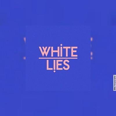 WHITE LIES - Five European Tour 2019 und Support: BONIFACE