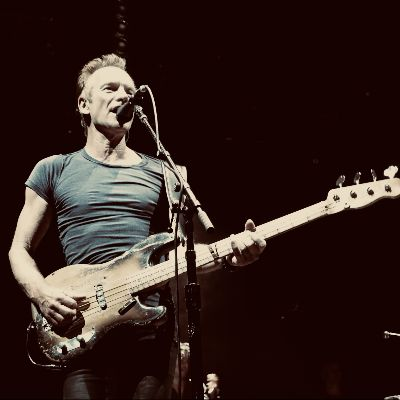 Sting: Live In Concert - My Songs