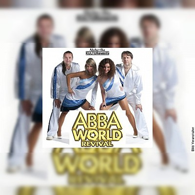 "ABBA World Revival - ""A Tribute to Abba"""