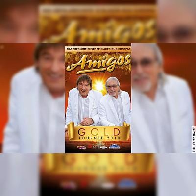 Amigos - Gold Tour 2018 - Jubiläumstour