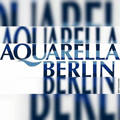 Aquarella ab Hansabrücke mit Buffet & Sektempfang