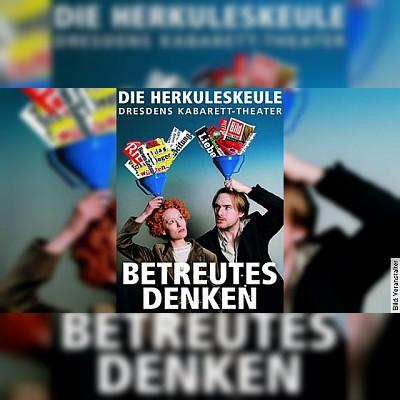 """""""Betreutes Denken""""  Kabarett mit der Herkuleskeule"""