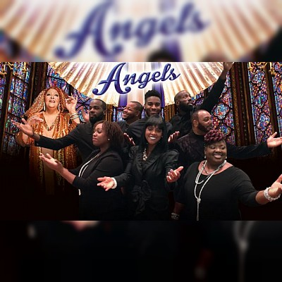 Black Gospel Angels: Live 2018/2019