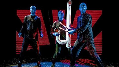 BLUE MAN GROUP - Berlin