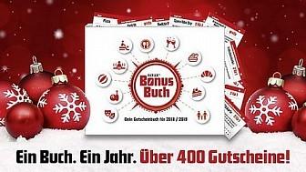 Butler´s Bonus Buch - das neue Gutscheinbuch für 2018-2019