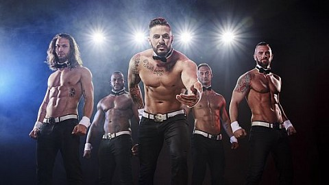 CHIPPENDALES - about last night... Tour 2018