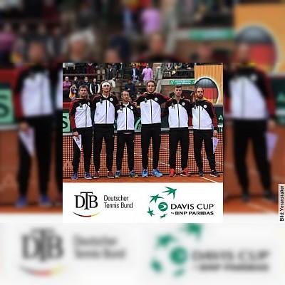 Davis Cup:  Deutschland - Ungarn