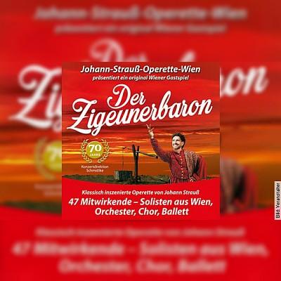 Der Zigeunerbaron - Johann-Strauß-Operette-Wien