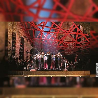 Die 13. Spielzeit der Metropolitan Opera - live Übertragung im C1 Cinema - Bizet CARMEN