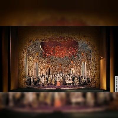 Die 13. Spielzeit der Metropolitan Opera - live Übertragung im C1 Cinema - Verdi LA TRAVIATA