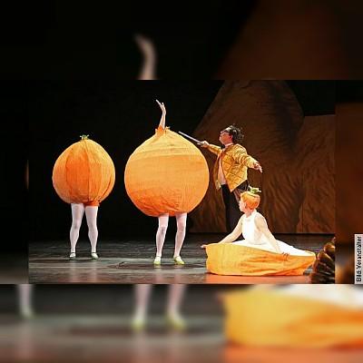 Die Liebe zu den drei Orangen