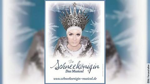 Die Schneekönigin - Das Musical - Jetzt als zauberhaftes Pop-Musical