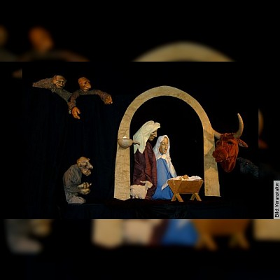 """Kinder- und Jugend Theater: """"Die Weihnachtsgeschichte"""""""