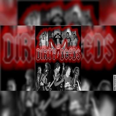 Dirty Deeds - a Bon Scott Tribute