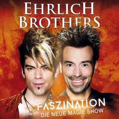 EHRLICH BROTHERS - FASZINATION Die neue Magie Show