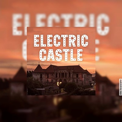 Electric Castle 2018 - Festivalticket + Camping