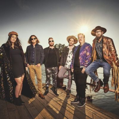 The Strumbellas - Rattlesnake Tour