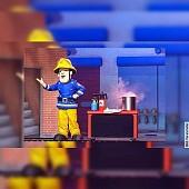 Feuerwehrmann Sam rettet den Zirkus