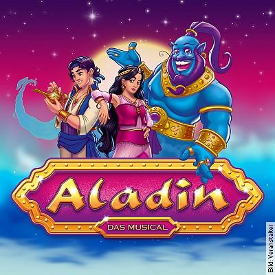 Aladin - das Musical - Theater Liberi Bochum