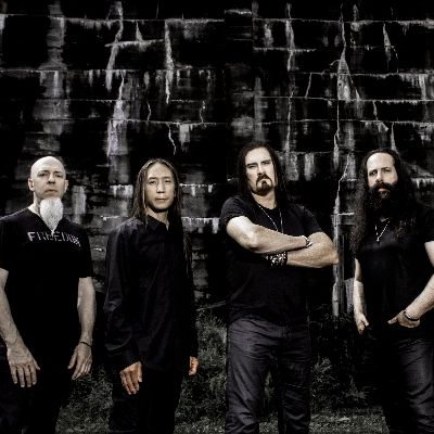 Dream Theater - The Distance over Time Tour 2019