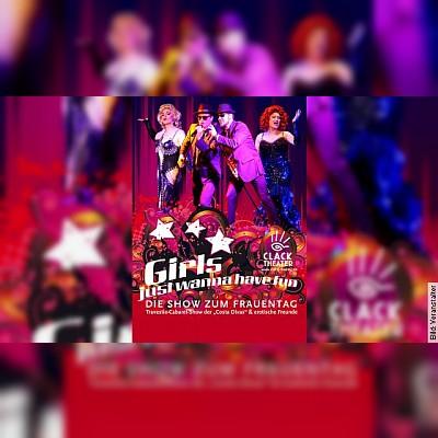 Girls just wanna have fun! Der Partyshake zum Frauentag